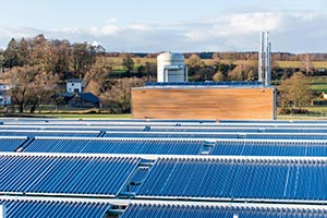 Solarenergiedorf Ellern